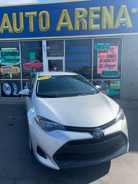 2019 Toyota Corolla for sale at Auto Arena in Fairfield OH