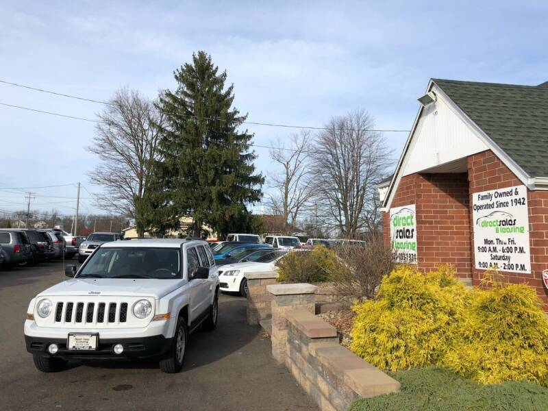 2011 Jeep Patriot for sale at Direct Sales & Leasing in Youngstown OH