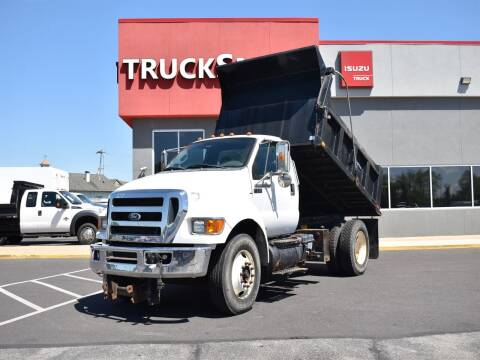 2013 Ford F-750 Super Duty for sale at Trucksmart Isuzu in Morrisville PA