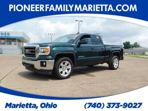2015 GMC Sierra 1500 for sale at Pioneer Family preowned autos in Williamstown WV