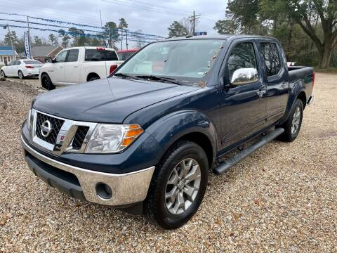 2019 Nissan Frontier for sale at Southeast Auto Inc in Walker LA