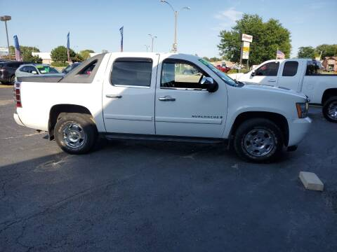 2008 Chevrolet Avalanche for sale at Stach Auto in Janesville WI