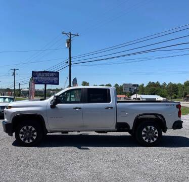 2021 Chevrolet Silverado 2500HD for sale at COUNTRYSIDE AUTO SALES 2 in Russellville KY