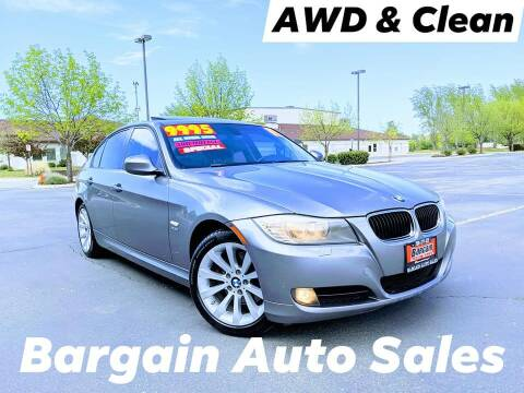 2011 BMW 3 Series for sale at Bargain Auto Sales LLC in Garden City ID
