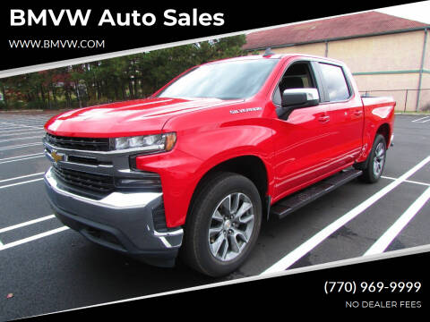 2020 Chevrolet Silverado 1500 for sale at BMVW Auto Sales - Trucks and Vans in Union City GA