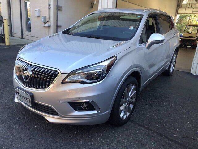 2016 Buick Envision for sale at Summit Credit Union Auto Buying Service in Winston Salem NC