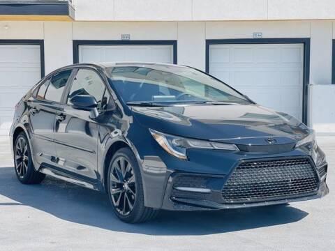 2021 Toyota Corolla for sale at Avanesyan Motors in Orem UT