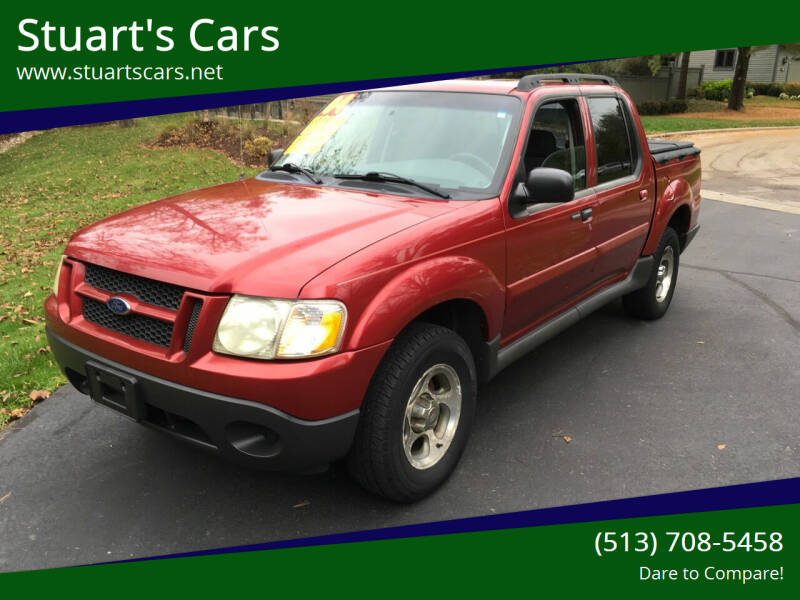 2004 Ford Explorer Sport Trac for sale at Stuart's Cars in Cincinnati OH