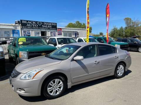 2012 Nissan Altima for sale at Black Diamond Auto Sales Inc. in Rancho Cordova CA