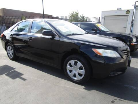 2007 Toyota Camry for sale at Ernie's Auto Sales in Chula Vista CA