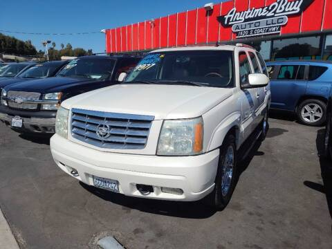 2006 Cadillac Escalade for sale at ANYTIME 2BUY AUTO LLC in Oceanside CA