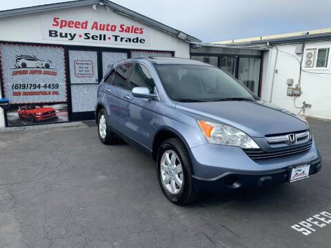 2007 Honda CR-V for sale at Speed Auto Sales in El Cajon CA