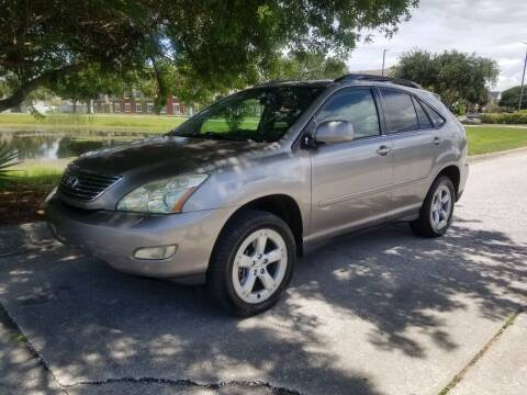 2005 Lexus RX 330 for sale at Street Auto Sales in Clearwater FL