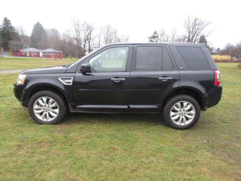2011 Land Rover LR2 for sale at Clearwater Motor Car in Jamestown NY