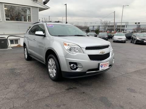2011 Chevrolet Equinox for sale at 355 North Auto in Lombard IL