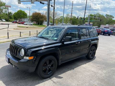 2014 Jeep Patriot for sale at Smart Buy Car Sales in St. Louis MO