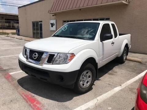 2018 Nissan Frontier for sale at Reliable Auto Sales in Plano TX