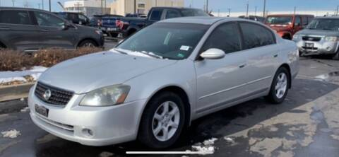 2006 Nissan Altima for sale at VICTORY LANE AUTO in Raymore MO