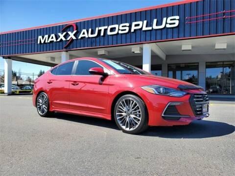 2017 Hyundai Elantra for sale at Maxx Autos Plus in Puyallup WA