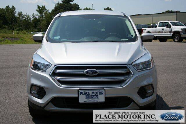 2019 Ford Escape for sale in Webster, MA