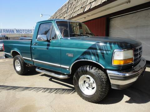 1993 Ford F-150 for sale at 7 STAR AUTO in Sacramento CA