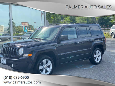 2011 Jeep Patriot for sale at Palmer Auto Sales in Menands NY