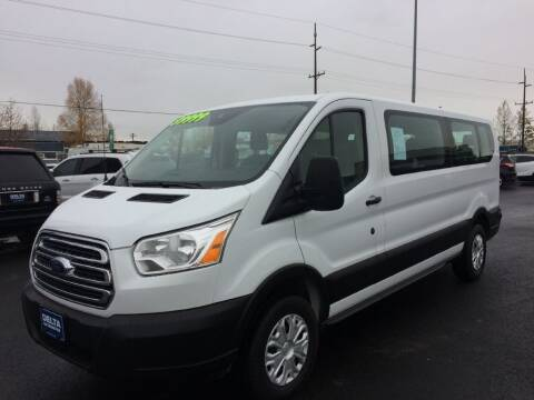 2019 Ford Transit Passenger for sale at Delta Car Connection LLC in Anchorage AK