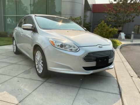 2014 Ford Focus for sale at Top Motors in San Jose CA