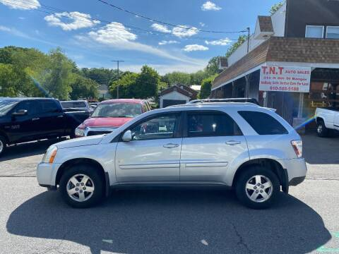 2009 Chevrolet Equinox for sale at TNT Auto Sales in Bangor PA