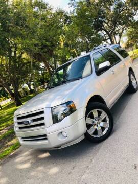 2010 Ford Expedition for sale at IRON CARS in Hollywood FL