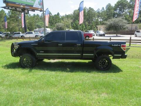 2013 Ford F-150 for sale at Ward's Motorsports in Pensacola FL