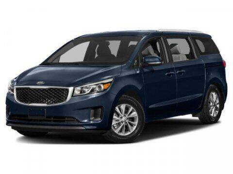 2017 Kia Sedona for sale at QUALITY MOTORS in Salmon ID