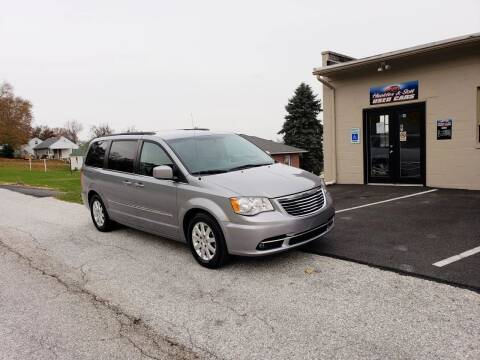 2013 Chrysler Town and Country for sale at Hackler & Son Used Cars in Red Lion PA