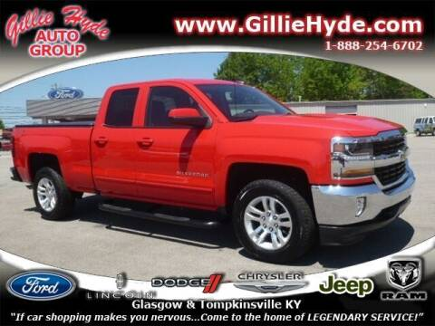 2019 Chevrolet Silverado 1500 LD for sale at Gillie Hyde Auto Group in Glasgow KY