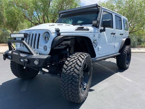 2016 Jeep Wrangler for sale at Boktor Motors in Las Vegas NV