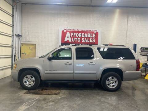 2007 Chevrolet Suburban for sale at Affordable Auto Sales in Humphrey NE