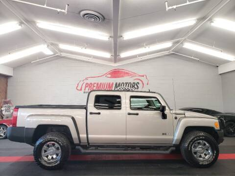 2009 HUMMER H3T for sale at Premium Motors in Villa Park IL
