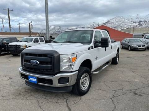 2013 Ford F-250 Super Duty for sale at Orem Auto Outlet in Orem UT