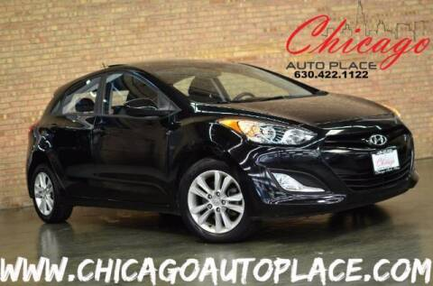 2013 Hyundai Elantra GT for sale at Chicago Auto Place in Bensenville IL