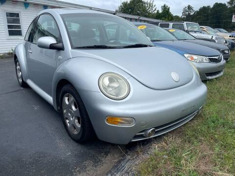 2003 Volkswagen New Beetle for sale at Plaistow Auto Group in Plaistow NH