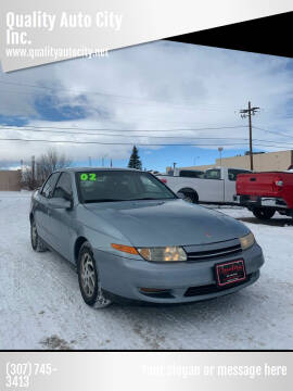 2002 Saturn L-Series for sale at Quality Auto City Inc. in Laramie WY