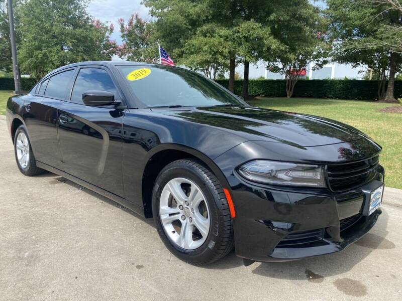 2019 Dodge Charger for sale at UNITED AUTO WHOLESALERS LLC in Portsmouth VA