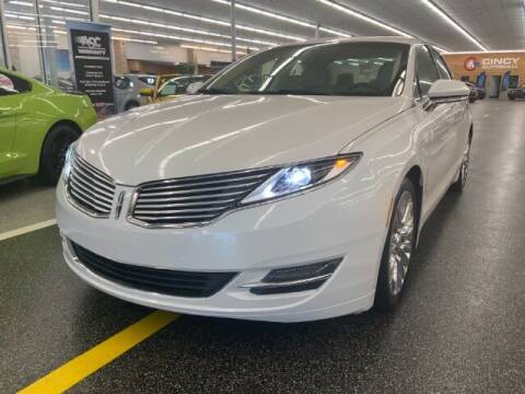 2013 Lincoln MKZ for sale at Dixie Motors in Fairfield OH
