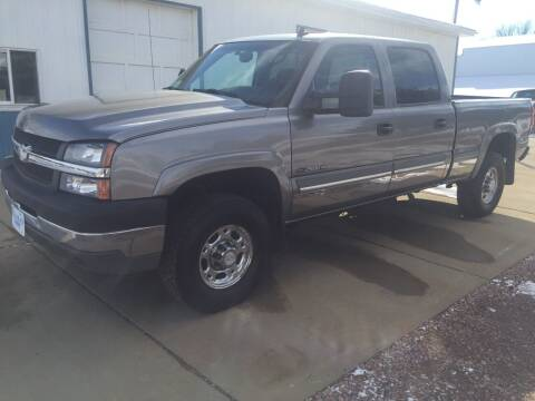 2007 Chevrolet Silverado 2500HD Classic for sale at Bauman Auto Center in Sioux Falls SD