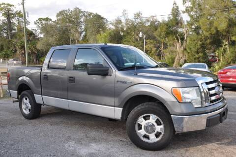2010 Ford F-150 for sale at Elite Motorcar, LLC in Deland FL