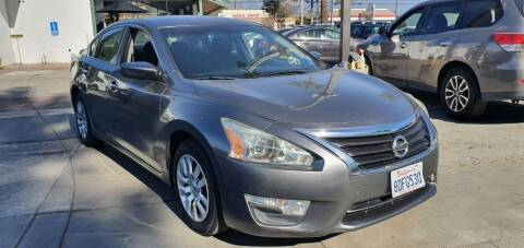 2015 Nissan Altima for sale at Auto Land in Ontario CA