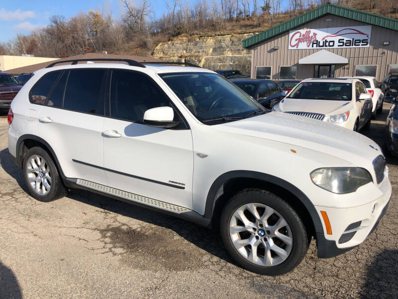 2011 BMW X5 for sale at Gilly's Auto Sales in Rochester MN