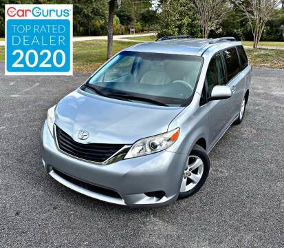 2014 Toyota Sienna for sale at Brothers Auto Sales of Conway in Conway SC