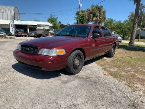 2010 Ford Crown Victoria for sale at Mid City Motors Auto Sales - Mid City North in N Fort Myers FL