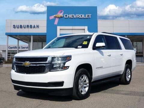 2020 Chevrolet Suburban for sale at Suburban Chevrolet of Ann Arbor in Ann Arbor MI